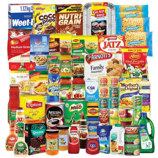 Hamper: Pantry Filler | Code: 156