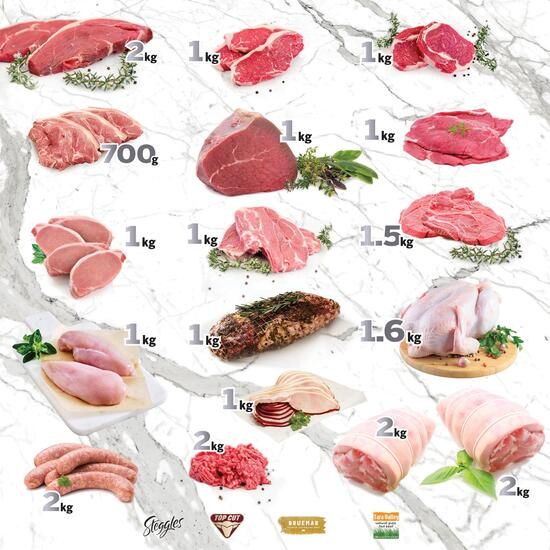 Hamper: Maxi Meat | Code: 202