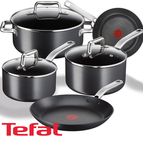 Hamper: Tefal  ProGrade 5-Piece Cookware Set | Code: 7002