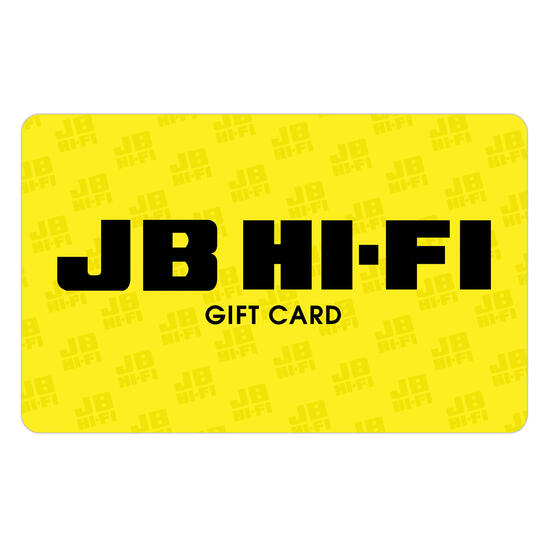 Hamper: JB HiFi Gift Card - 2 options available | Code: 1004