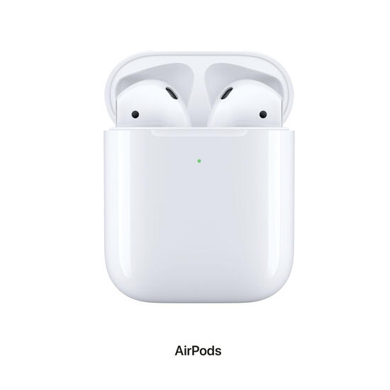 Hamper: Apple AirPods with Charge Case | Code: 7050